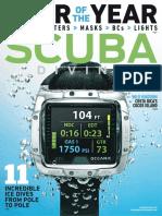 Scuba Diving - November - December 2016
