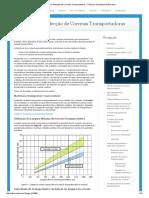 Ctb - Calculo e Dimensionamento de Transportadores
