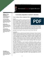 Curriculum.....Intre Jrnl of Apld Research