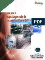 Guia Para Inspector en Visual