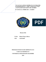 Laporan Pendahuluan Dan Asuhan Keperawatan Praktik Keperawatn Dasar Profesional 1