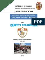 CARPETA PEDAGOGICA FLH 2016.docx