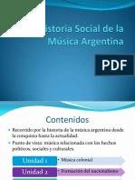 1B Introducción Historia Social de La Música Argentina