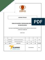 Informe de lógica de control y protecciones del paño =D04