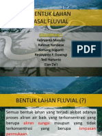 Fluvial Landform - Group1 - GEOLOGY UNG.pptx
