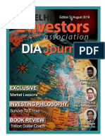DIA Journal - Edition 3 - August 2019