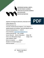 Portafolio 576 Ensayos 1,2 y 3