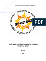 Iiconcurso de Cuentacuentos Escolar Regional – 2019[15896]