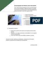 La importancia del presupuesto de efectivo como instrumento.pdf
