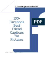Facebook Best Friend captions for Pictures