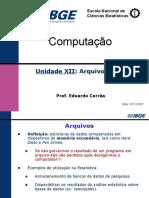 Apostila Eduardo Corrêa - Linguagem Pascalzim (pt-BR) Unidade Xii