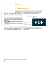 Calculation of the Power Factor