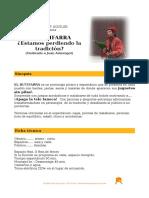 Dossier El Butifarra - CIA PyA Cast