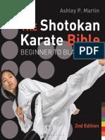 The Shotokan Karate Bible. Beginner to Black Belt, 2nd Edition