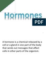 Hormones 1