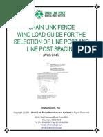 2014 WLG Fence Design