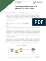 Gestionar y Compartir Información en La Organización de ArcGIS Online