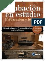 Grabación en Estudio