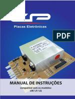 Placa LM-08 Cod CP 0312