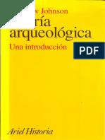 Teoría Arqueológica