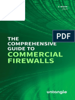 The Comprehensive Guide to Commercial Firewalls eBook