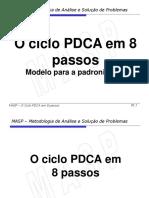 PDCA Modelo Para Padronizacao 1