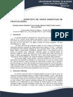 PROCESSO PRODUTIVO DE OLEOS ESSENCIAIS DE CRAVO DA ÍNDIA.docx