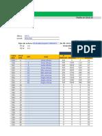 Planilha de Calculo de Fundacoes Em Estacas SPT
