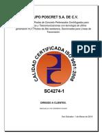 PROCESOS EN LA FABRICACION POSTE DE CONCRETO.docx