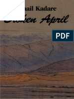 Kadare, Ismail - Broken April (Dee, 1989).epub