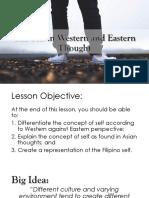 Understanding the Self 3