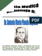Revista Antonio Maria Pineda