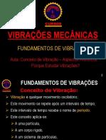 VM01 - Introdução as Vibrações Mecanicas