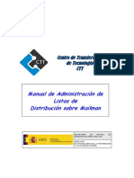 CTT Manual Administrador Listas v2 0