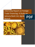 Foreign Trade Financing