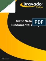 Matic Analysis
