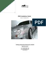Edic Installation Guide