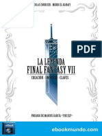 La leyenda Final Fantasy VII - Nicolas Courcier.epub