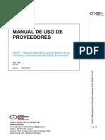 DGCP-MAN-Manual de Uso de Proveedores F001-E4GC v01.00