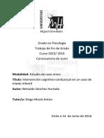 TFG Sánchez Hurtado, Betsaida