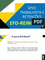EFDReinf