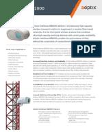 Intellimax MB2000 Datasheet