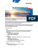 ToshibaGlobalInternship2019_ApplicationGuidelinesPositionList