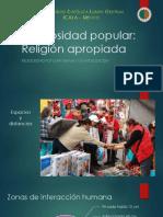 Religiosidad Apropiacion de La Religion