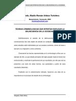 TEORIAS CRIMINOLOGICAS QUE INTENTAN EXPLICAR LA DELINCUENCIA EN LA SOCIEDAD.pdf
