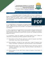 Edital 10-2019-Propesq - Seleção Comitê PIBIC