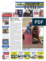 August 16, 2019 Strathmore Times