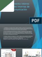 El Reglamento Interno Para Redes Internas de Telecomunicación