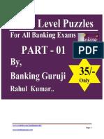 Mains Level Puzzles Part - 01