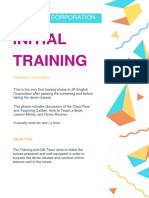 Initial Training File 2018